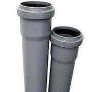 Труба ПВХ внутренняя канализация  50x2,5x2000 WAVIN