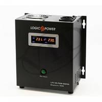 ИБП Logicpower LPY-W-PSW-1000VA (700Вт) 12В с чистой синусоидой, фото 1
