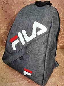 Рюкзак мессенджер FILA спорт спортивный рюкзак молодежный только оптом