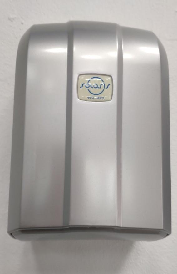 Диспенсер листовой туалетной бумаги V - укладка