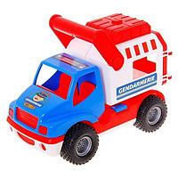 Игрушечная машинка КонсТрак жандармерия Polesie (Полесье) (46543)