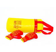 Боксерский набор Doloni-toys Full (L-FULL)