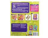Набор для творчества Vladi-Toys Вышивка лентами и пуговицами Обезьянка и лягушка (VT4701-02), фото 3