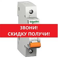 Автоматический выключатель Schneider-Electric однополюсный 1P 6А C , 11201