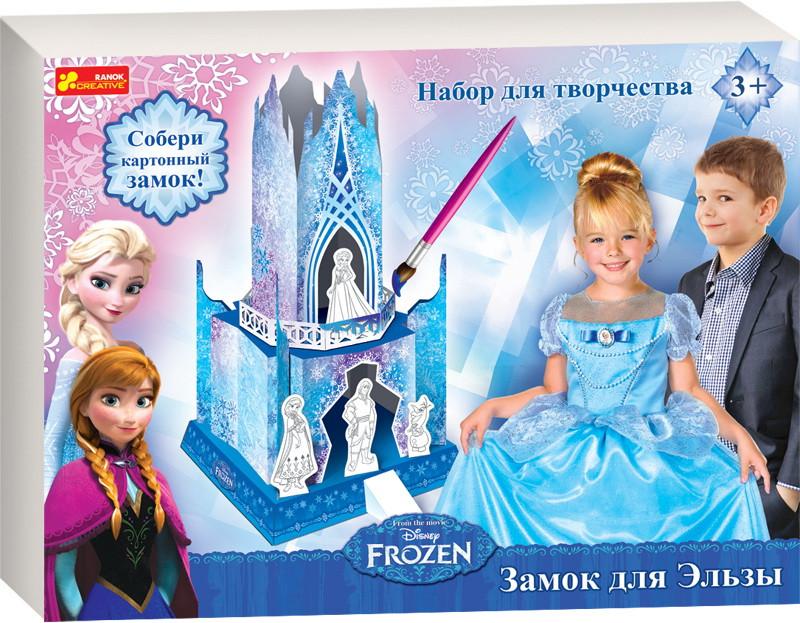 Игровой замок для Эльзы «Фрозен» Ranok-Creative (7040-01) (15162001Р)