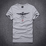 Aeronautica Militare original РІЗНІ кольори чоловіча футболка поло аеронавтика милитаре, фото 2