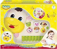 Развивающая игрушка Bebelino Музыкальная коровка (58089)