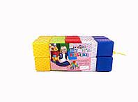Кубики Kinderway 20 штук, 5х5х5 см, в сетке 02-603