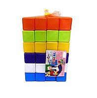 Игровой набор Kinderway Кубики в сетке (02-605)