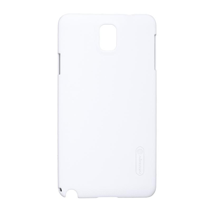 Накладка для Samsung Galaxy N9000 Note 3 пластик Nillkin Matte Белый