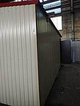 Будівельний вагончик для персоналу, фото 2