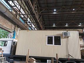 Будівельний вагончик для персоналу, фото 3
