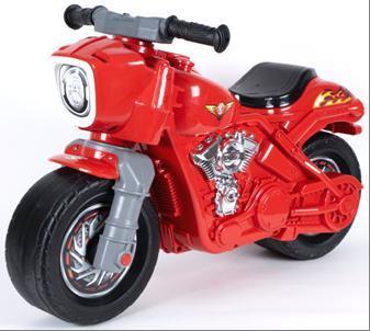 Мотобайк Красный Орион (504 Красный)