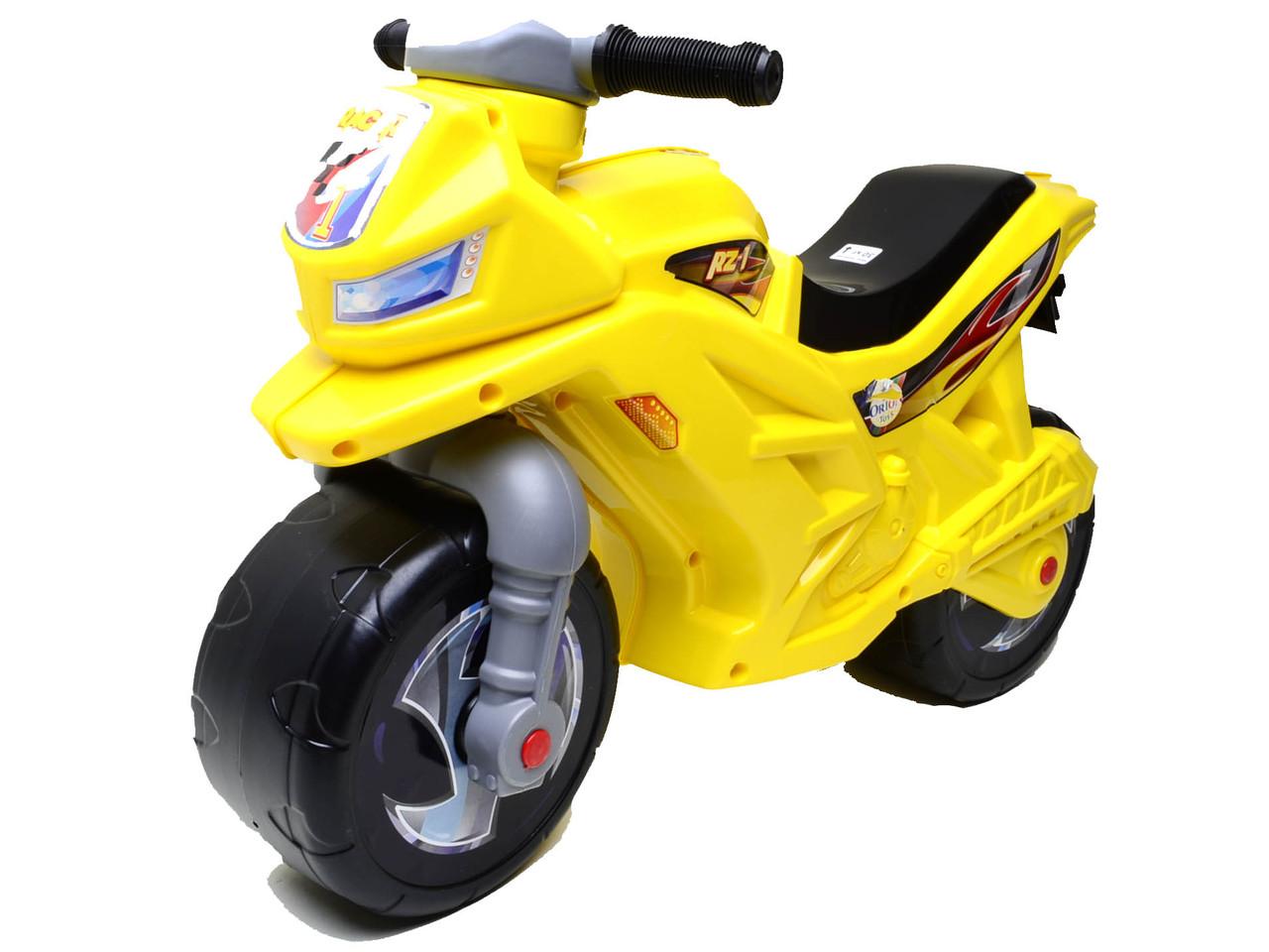 Мотоцикл Орион 2-колесный с сигналом ЛИМОН (501в 3 Лимон)