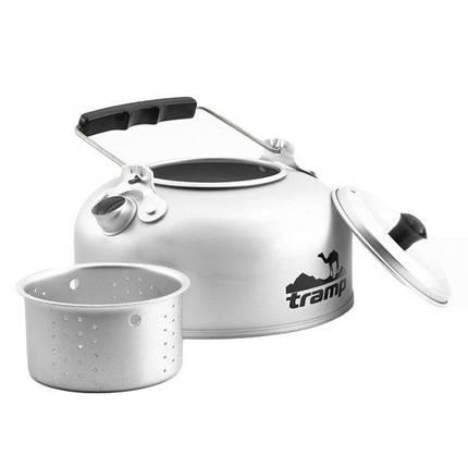 Чайник анодированный алюминий Tramp 0.9 л TRC-038, фото 2
