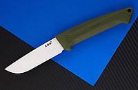 Нескладной нож для рыбалки Пуса, с чехлом в комплекте, отличный подарок рыболову