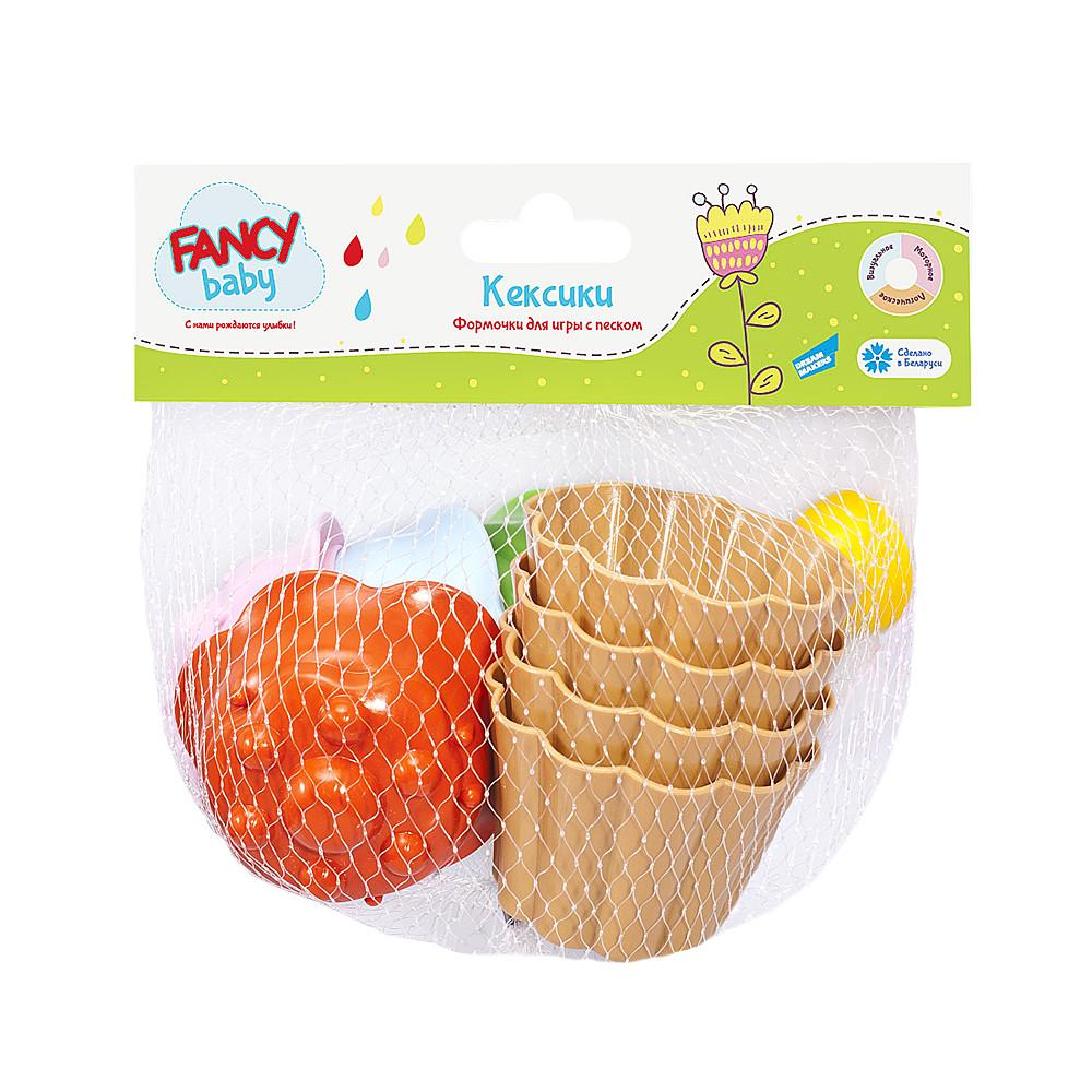 Песочный набор Polesie (Полесье) Кексы (KEKS4)