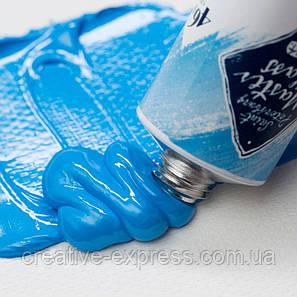 Фарба олійна, Небесно-блакитна, 46мл, МК, фото 2