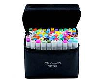 Маркеры для скетчинга Touchnew 60 цветов. Набор для архитектора