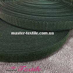 Липучка текстильная 25 мм, 25 метров (хаки)