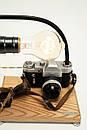 Настільна лампа Pride&Joy з вінтажним фотоаппаратом, фото 3