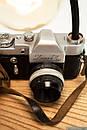 Настільна лампа Pride&Joy з вінтажним фотоаппаратом, фото 9