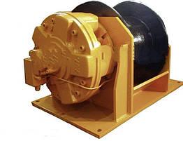 Гидравлическая подъёмная лебёдка INI  IYJ2.5A-5-73-8-ZP