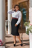Сукня жіноча ошатне батал розміри 50 52 54 56 Новинка 2020 є колір