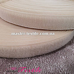 Липучка текстильная 25 мм, 25 метров ( беж)