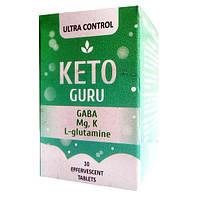 Таблетки для похудения Keto Guru (Кето Гуру) 10 шт