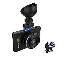 Видеорегистратор ASPIRING EXPERT 5 DUAL, WI-FI, GPS, MAGNET. Модель: Expert 5