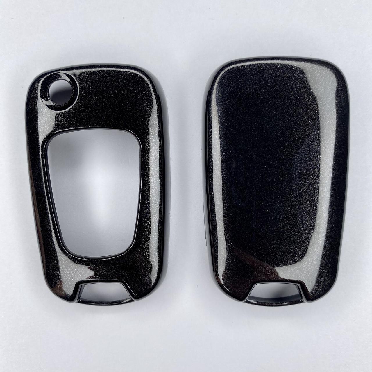 Пластиковый чехол  для ключа Hyundai i10,i20,i40,Accent,Elantra,Sonata Tucson,Santa Fe,VERNA,Genesis Getz,IX35