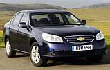Чохли на сидіння Шевроле Епіка з 2000-2012 р. в. Авточохли для Chevrolet Epica з 2000-2012 р. в. Nika, фото 2