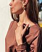 Шикарный прогулочный теплый костюм повседневный с брюками кежуал классический беж коричневый бордо, фото 4