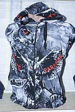 Кофта мужская стильная PARADISE размер 44-50 купить оптом со склада 7км Одесса