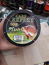 Волосінь CARP EXPERT 1000м, 0,40 мм ФЛЮЦЕНТНАЯ.Перевірено рибалками.УГОРЩИНА, фото 2