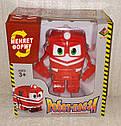 Игровой набор Robot Trains роботы поезда — 3 героя Кей, Альф, Виктор, фото 4