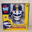 Игровой набор Robot Trains роботы поезда — 3 героя Кей, Альф, Виктор, фото 5