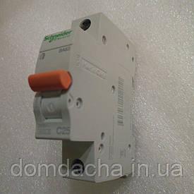 Schneider Electric Автоматический выключатель ВА63 1P 25A С