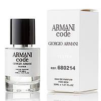 Giorgio Armani Armani Code Pour Homme EDT 30ml TESTER (туалетная вода Джорджио Армани Армани Код Пур Хом тестер)