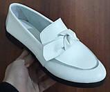 Туфли женские из натуральной кожи от производителя модель БФ6560, фото 2