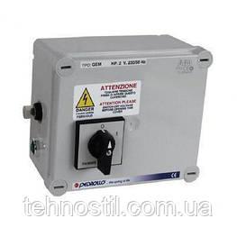 Pedrollo QEM 300 Пульт управления для скважинных насосов