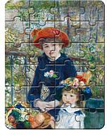 Пазл Картини відомих художників Mideer