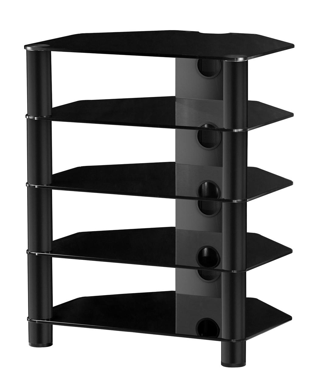 Стійка під hi-fi компоненти Sonorous RX 2150 Чорний (RX 2150-B-HBLK)
