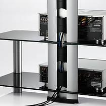 Стойка под hi-fi компоненты Sonorous RX 2140-С-SLV Серебристая, фото 2