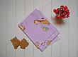 Набор пеленок бязь (4 шт) для девочки / для мальчика / универсальные - 90 х 110 см, фото 4