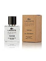 Тестер Lacoste Eau De L.12.12 Noir для Мужчин и парней 50 мл производства ОАЭ