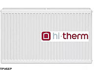 Радиатор стальной панельный 300*22*1800 низ Hi-Therm