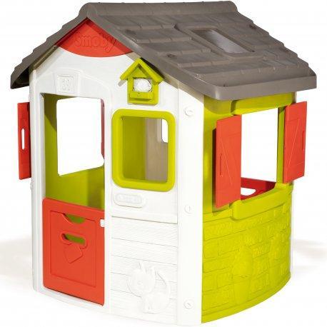 Домик для детей Neo Jura Lodge  Smoby 810500. Домик для детей