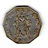 Мальта 50 центов 1972 год №30, фото 2